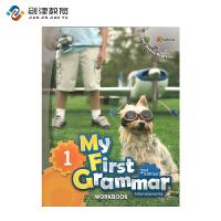 原版进口 语法专项第二版My First Grammar 1级别练习册 少儿英语 初级语法