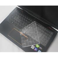 15.6寸笔记本电脑键盘膜雷神 911pro追光者键盘膜键位保护贴膜