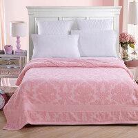 老式 毛巾被纯棉毛巾毯单人双人加厚床单单件1.5米1.8米学生床