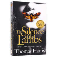 沉默的羔羊 英文原版书 Silence Of The Lambs 经典悬疑小说 25周年纪念版 英文版同名电影原著小说