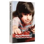 发现孩子 英文原版儿童家庭教育 Discovery of the Child 蒙台梭利 Ballantine Book