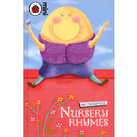 My Favourite Nursery Rhymes 我最喜欢的童谣 ISBN 9781846467974