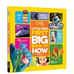 National Geographic 美国国家地理 儿童百科书 英文原版 Little Kids First Big