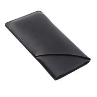 Philips飞利浦DLP保护套 移动电源收纳包10000毫安充电宝套袋 羊皮纹黑色 立体款