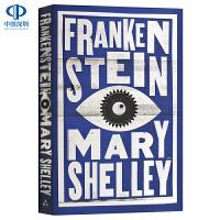 英文原版 Frankenstein 科学怪人弗兰肯斯坦 英文版科幻小说 英国经典名著文学小说 玛丽雪莱 Mary She