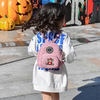儿童背包双肩斜挎包包公主时尚小女孩宝宝可爱迷你单肩潮