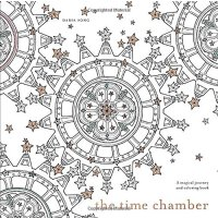 英文原版 The Time Chamber: A Magical Story and Coloring Book (T