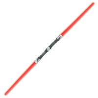 星球大战光剑二合一双头合并剑激光剑玩具带音效伸缩光剑仿真剑