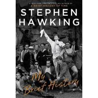 英文原版 我的人生简史 霍金自传 My Brief History Stephen Hawking 史蒂芬霍金个人自传