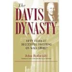 戴维斯王朝:五十年华尔街成功投资历程 英文原版 The Davis Dynasty: Fifty Years of S