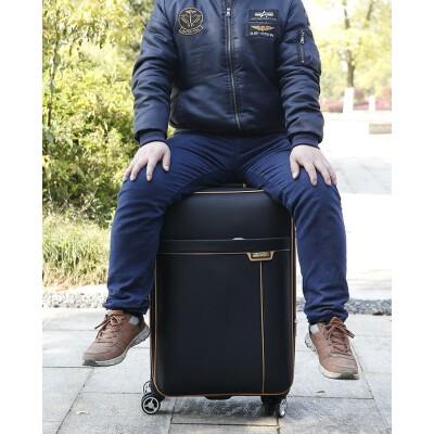 拉杆箱万向轮24寸行李箱男女20寸密码箱牛津布商务旅行箱登机箱