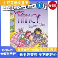Fancy Nancy: Pajama Day I Can Read 【4-8岁】