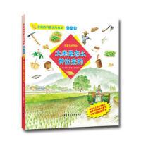 身边的科普认知绘本(第3辑)--大米是怎么种出来的