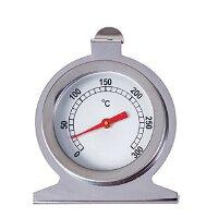 创意厨房用品小工具系列 厨房烤箱温度计 简单实用 不锈钢材质