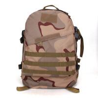 工厂直销一件3D战术背包户外迷彩登山包军迷CS野战包骑行背包 均码