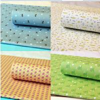小清新包装纸 书皮纸 拍照背景纸 墙纸 礼物包装纸好看包装纸 包礼物,包书等皮 装饰房间包装纸