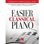【预订】Anthology of Easier Classical Piano: 174 Favorite Piano