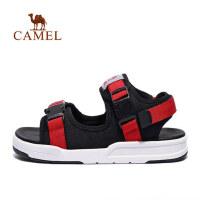 camel 骆驼户外沙滩鞋 情侣舒适透气耐磨时尚休闲凉鞋男女