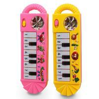 ?儿童玩具批发地摊宝宝手提琴仿真婴儿玩具创意音乐早教电子琴男孩女孩?