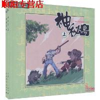 【旧书9成新】【正版现货包邮】神秘岛(套装上下册),无花果 绘,中国青年出版社,9787500654902