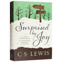 刘易斯经典 惊喜 英文原版 文学书 Surprised by Joy 英文版原版书籍 纳尼亚传奇作者 C. Lewis