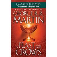 现货英文原版 A Feast for Crows冰与火之歌卷4群鸦的盛宴