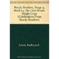 【预订】Ready Readers, Stage 4, Book 14, the Lion Roars, Single