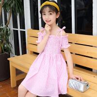 女童新款夏季儿童装女大童衣服小女孩夏天韩版潮公主连衣裙子