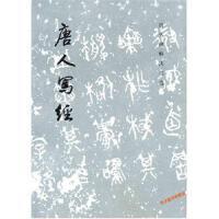 唐人写经 《历代碑帖法书选》辑组 【稀缺旧书】【正版】