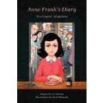 英文原版 安妮日记漫画版 精装 安妮・弗兰克 Anne Frank's Diary: The Graphic Adap
