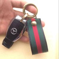 适用于奔驰汽车钥匙扣挂件男士车钥匙扣链创意女款Sc200lSN8869