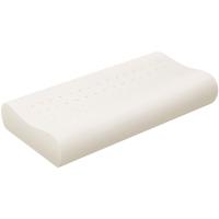 新款泰国天然乳胶枕 儿童护颈椎乳胶枕头颈部支撑枕枕芯 儿童护颈枕