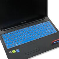15.6英寸联想tianyi天逸100-15-IBD笔记本键盘膜手提电脑防尘保护贴紫麦商麦彗星人D1