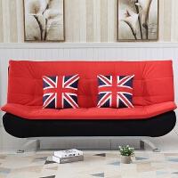 沙发床两用多功能客厅布艺沙发床可折叠单人双人三人懒人沙发