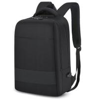 电脑包双肩男士休闲15.6寸笔记本背包适用可充电