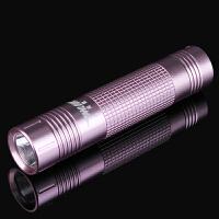 荧光剂检测灯笔 365nm强紫光手电筒 化妆品面膜验钞紫外线灯 玫瑰金带USB款紫光