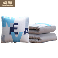 抱枕被子两用午睡枕多功能汽车沙发床头靠枕办公室靠垫空调被
