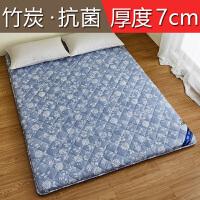 加厚榻榻米床垫1.5m床经济型1.8双人床褥子懒人床地铺睡垫可折叠