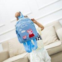 韩版儿童卡通动物小学生1-6岁幼儿园书包可爱宝宝双肩背包男女童