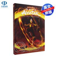 英文原版 降世神通:最后的气宗 精装豪华版艺术书 Avatar: The Last Airbender The Art