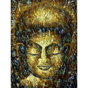 ry019佚名《佛像》