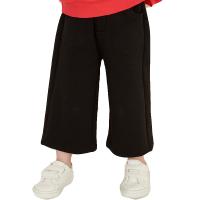 【2件2.5折叠券约:36,12日0点】美特斯邦威旗下女童针织九分阔腿裤