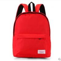 时尚韩版双肩包女学院大中小学生书包旅行背包休闲帆布小包包旅游包韩版包