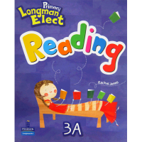 原版培生朗文少儿英语教材 Primary Longman Elect Reading 3A 阅读练习册 6-12岁香港小
