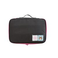 纳彩旅行收纳袋手提旅游衣物收纳包行李箱整理包洗漱包内衣整理袋