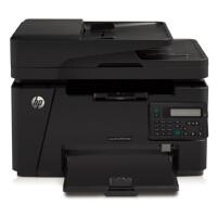 惠普(HP)M128fW黑白激光一体机 打印复印扫描传真 无线打印复印扫描传真