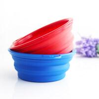 【支持礼品卡】猫咪硅胶水碗宠物用品外出水盆碗宠物便携式折叠碗狗碗狗狗 hi6