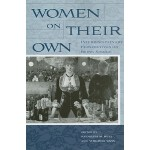 【预订】Women on Their Own: Interdisciplinary Perspectives on B