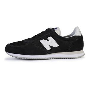 New Balance/NB 男鞋  运动休闲舒适复古跑步鞋 U220BK/U220NV 现