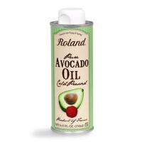 法国Roland 罗朗德天然婴幼儿牛油果食用油 含DHA非转基因 250ml